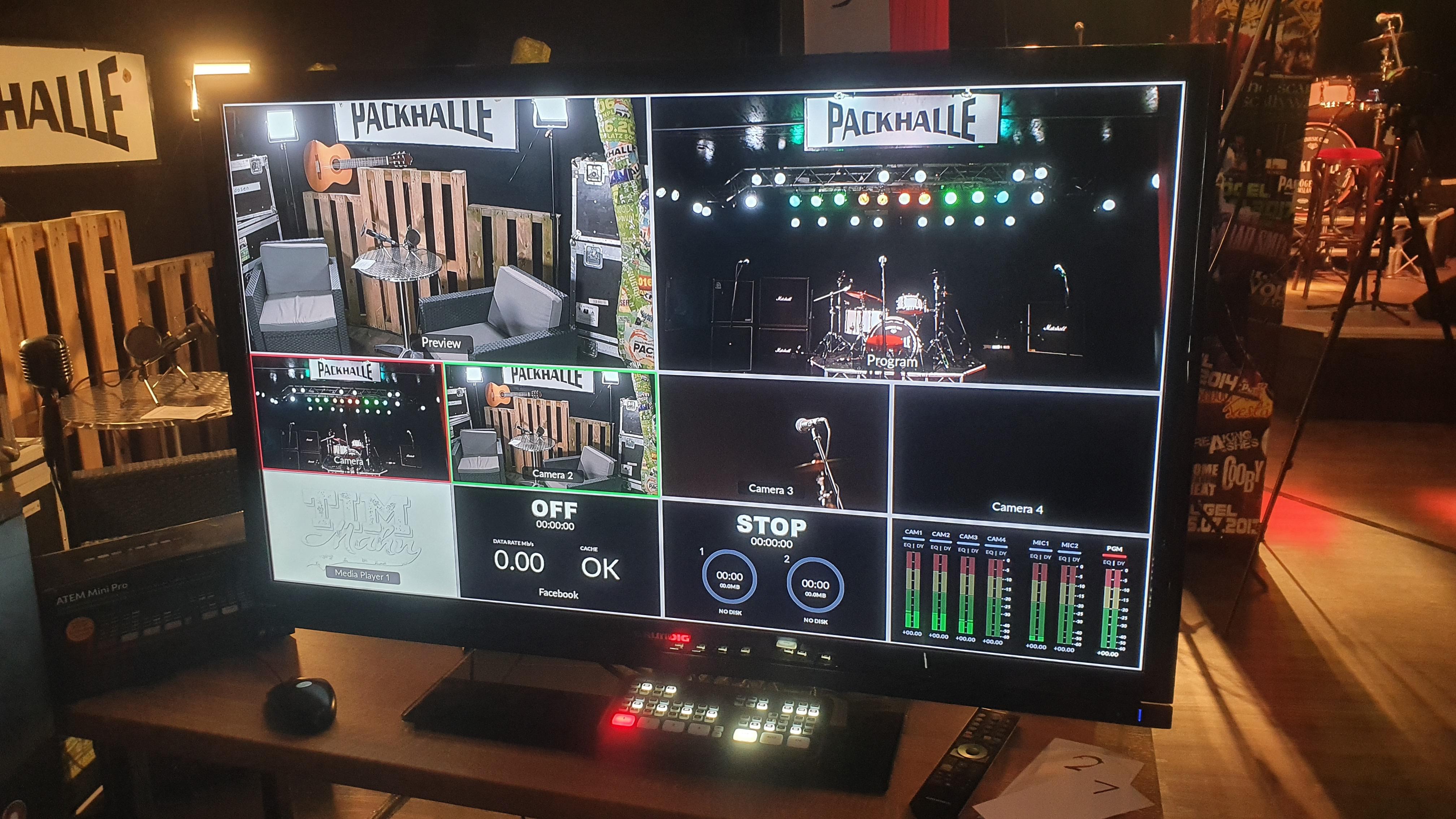 Livestream/Onlinekonzert mit Tim Mahn